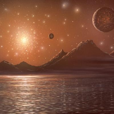 Beyond Solar System