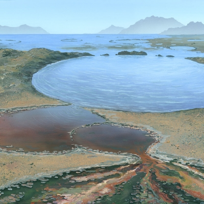 1610 Life's Origins, Microbial Mats on Mars
