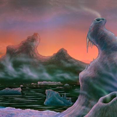 0404 Ice Towers of Titan