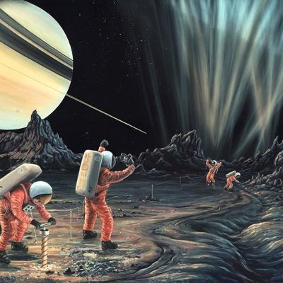 1315 Enceladus Expedition