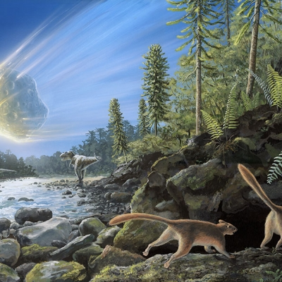 1512 End of Cretaceous (KT) event