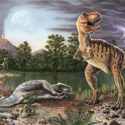 1109 T Rex and Impending Doom