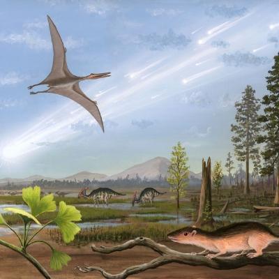 0915 End of Cretaceous
