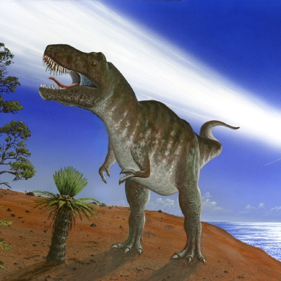0308 T Rex & Asteroid